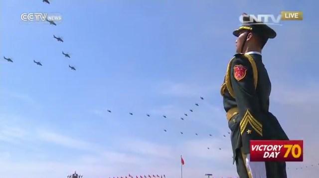 Parada China 70 Ani WWII, 03.09.2015 G
