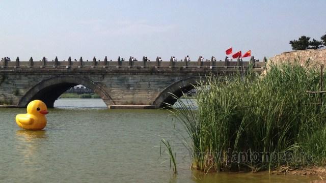 Salut pe Podul Marco Polo 1