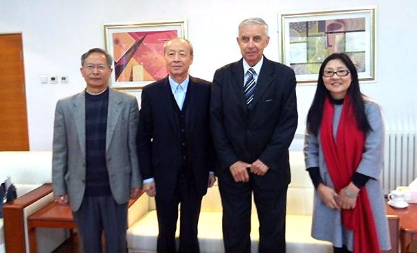 Alexandru Bartoc, Beijing noiembrie 2015 A