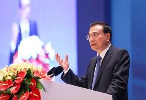 Li Keqiang China - ECE accelerarea cooperarii win-win, 24 noiembrie 2015