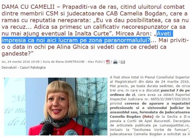 Camelia Bogdan LUJURO