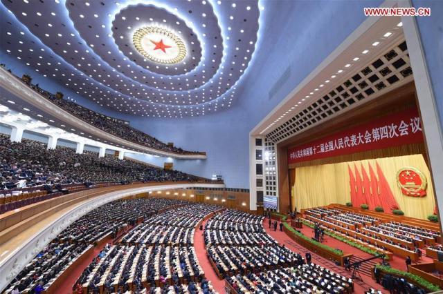 Li Keqiang, sesiunile anuale 2016 3