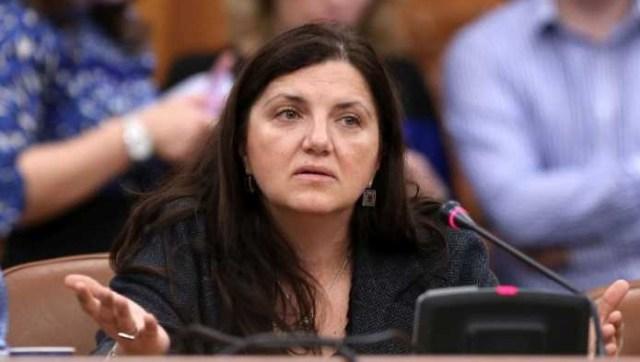Raluca Pruna, ministrul roman al Justitiei