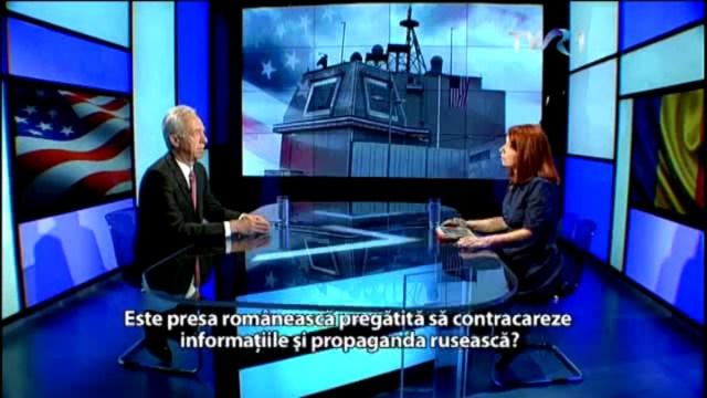 Hans Klemm, TVR 01.07.2016 - Propaganda rusa in media romanesti