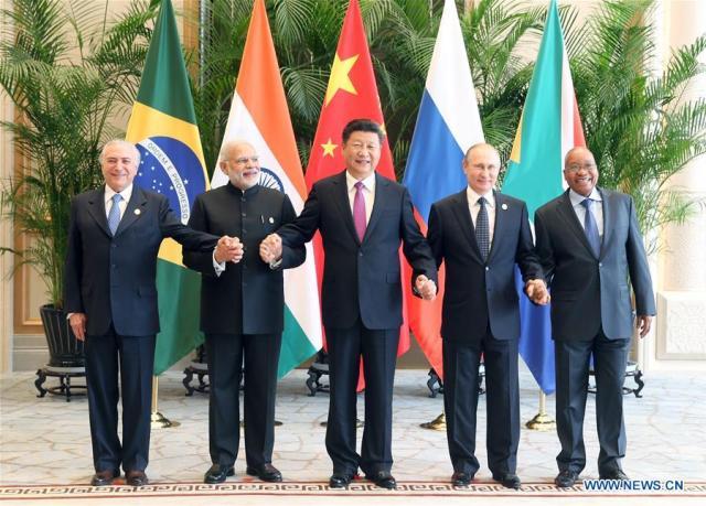 BRICS G20 Hangzhou