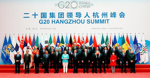 G20 Hangzhou 0