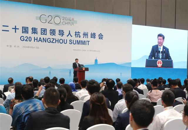 Xi Jinping  - G20 trebuie sa accepte schimbarea 1