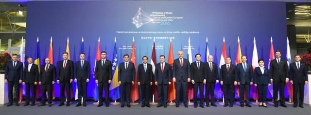 Li Keqiang, China-ECE - Riga 05.11.2016 2