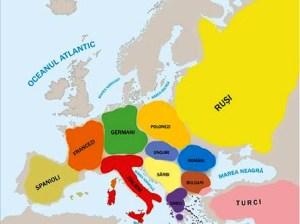 Europa - popoare azi