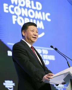 Xi Jinping - Mesaj Davos 2017 3