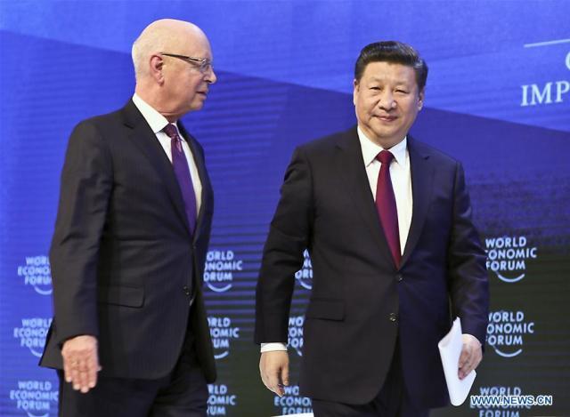 Xi Jinping - Mesaj Davos 2017 4