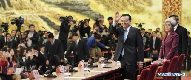 Li Kaqiang 15.03.2017 2