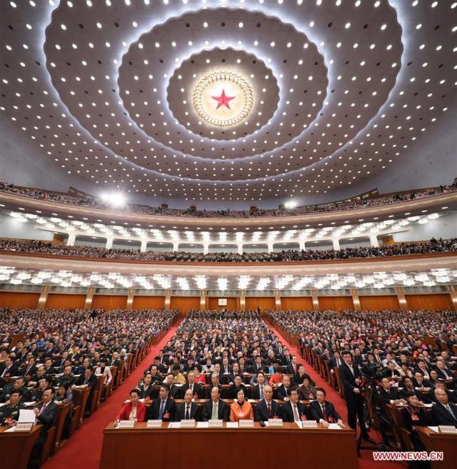 Raport 2017, Li Keqiang g