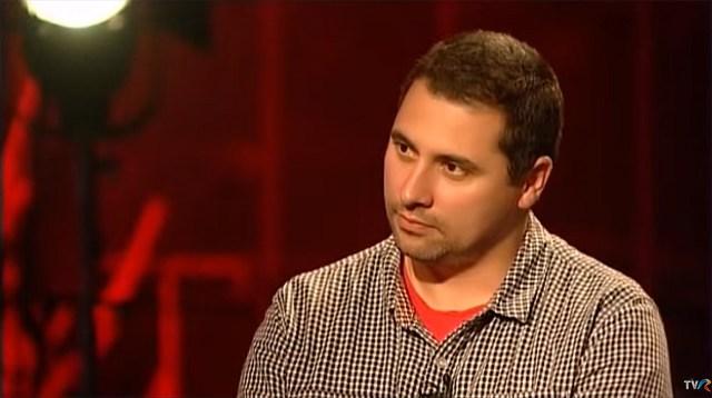 Radu Jude - regizor si scenarist, TVR