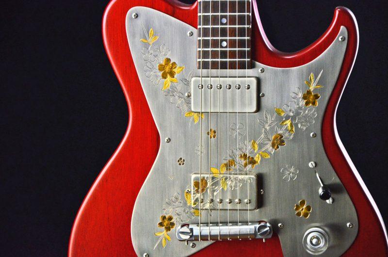 Sakura – Custom Handmade Guitars by Jol Dantzig