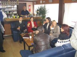 Učesnici Konferencije na brodu Sirona