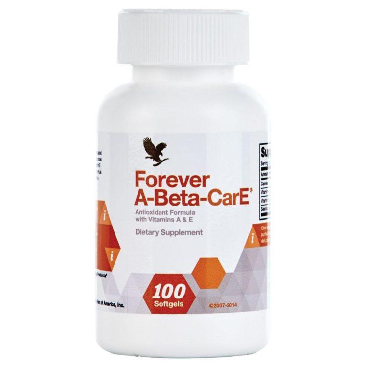 Forever A Beta CarE - un antioxidant foarte puternic cu vitamine A si E