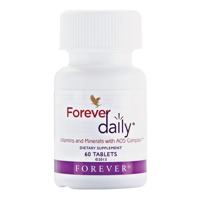 Forever Daily - 50 de nutrienti pentru tine zilnic