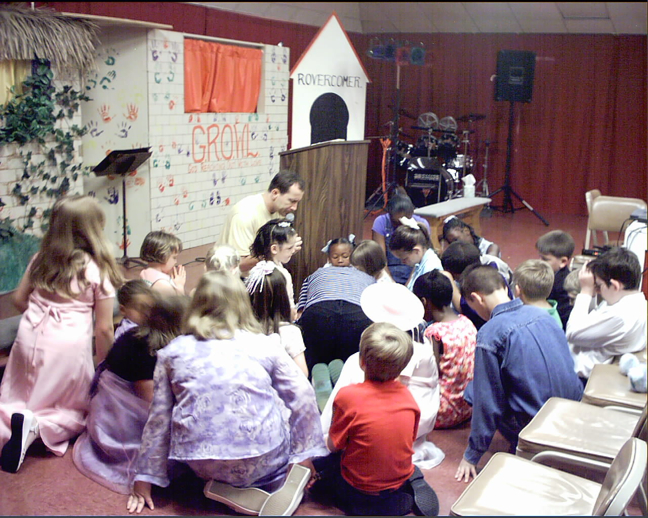 children-to-pastor