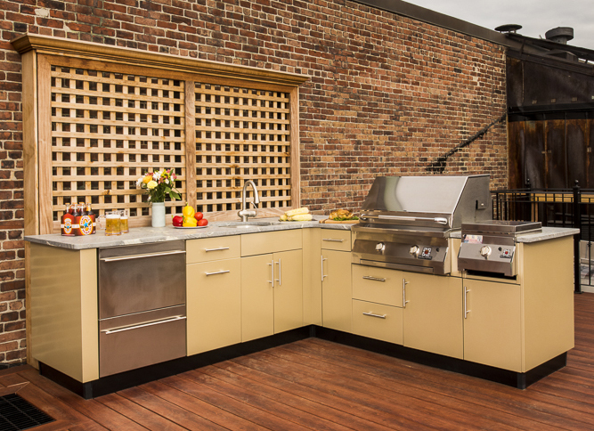 Outdoor Cabinets Amp Stainless Steel Kitchen Cabinetry Danver
