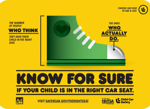 Car Seat Safety Week 2015