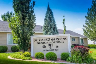 St. Mark's Garden