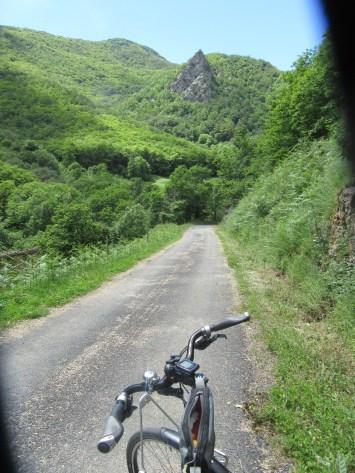 Scenic side roads