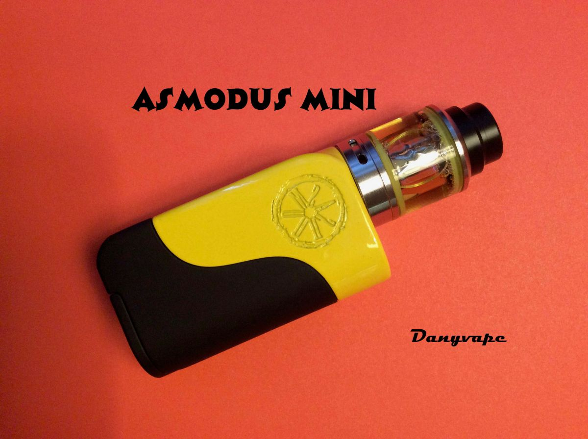 Test du chouette kit AsMODus Mini Minikin 50W