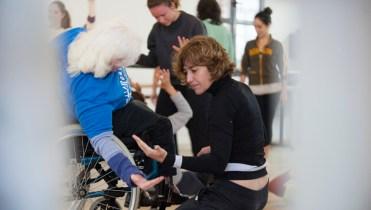 2016 Escena Mobile   Taller de danza inclusiva
