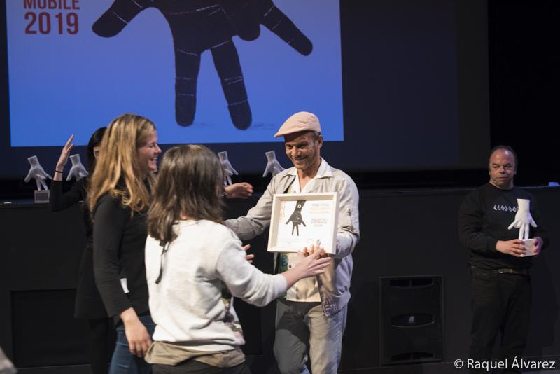 'Camino Certo', en el ciclo 'Huellas Danza' de Aracena como premio del III Certamen Escena Mobile