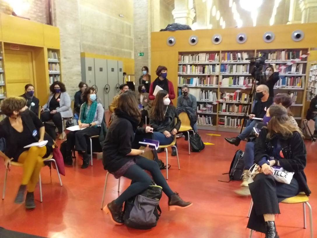 Danza Mobile participa en la Jornada de Inclusión en la artes escénicas andaluzas