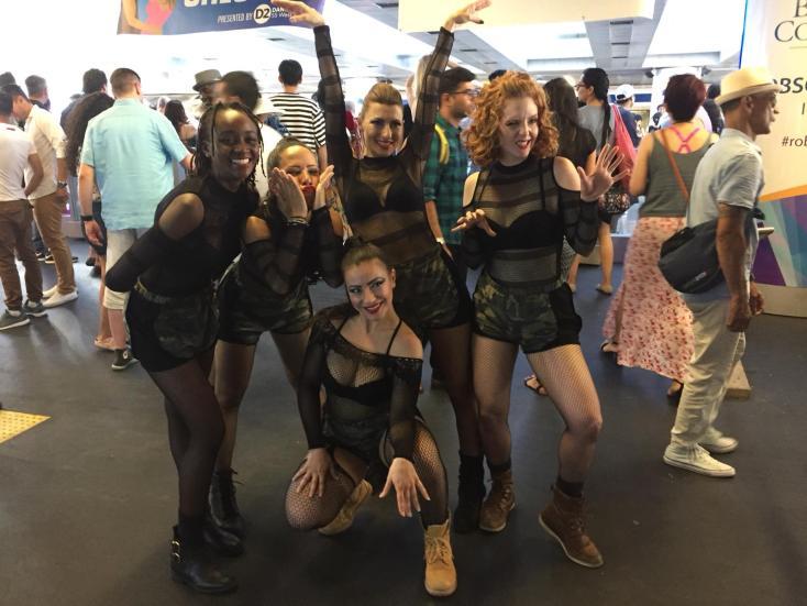 DanZa Caribbean Crew Season 2