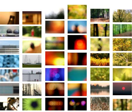 Focuso - Out of Focus Photographic Art - Desktop Backgrounds