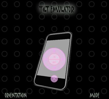 Tilt Emulator by Inventor Dan Zen