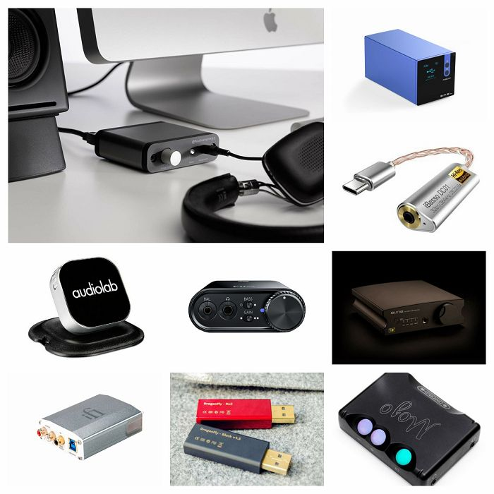 DZ好聲活-USB DAC