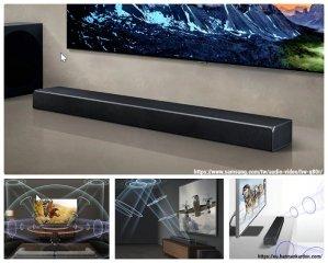 Soundbar HW-Q80R/ZW