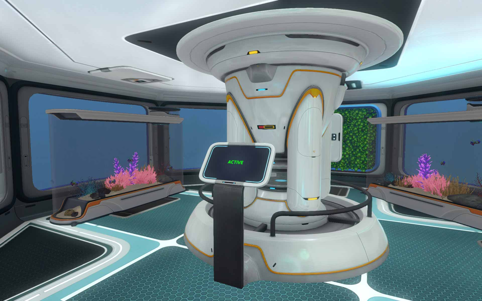 Xbox Update 1 Subnautica