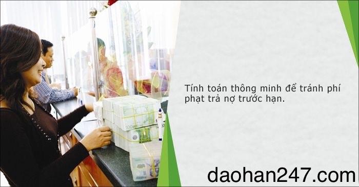 đáo hạn ngân hàng tại Hà Nội