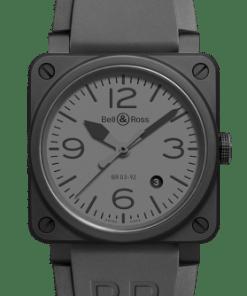 Bell & Ross Ceramic Commando Luxury Watch sold by Daoro Jewelry
