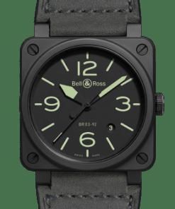 BR_03-92_Nightlum Luxury Watch by Bell & Ross sold by DaOro Jewelry