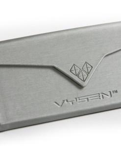 Silver Satin Foldable Case