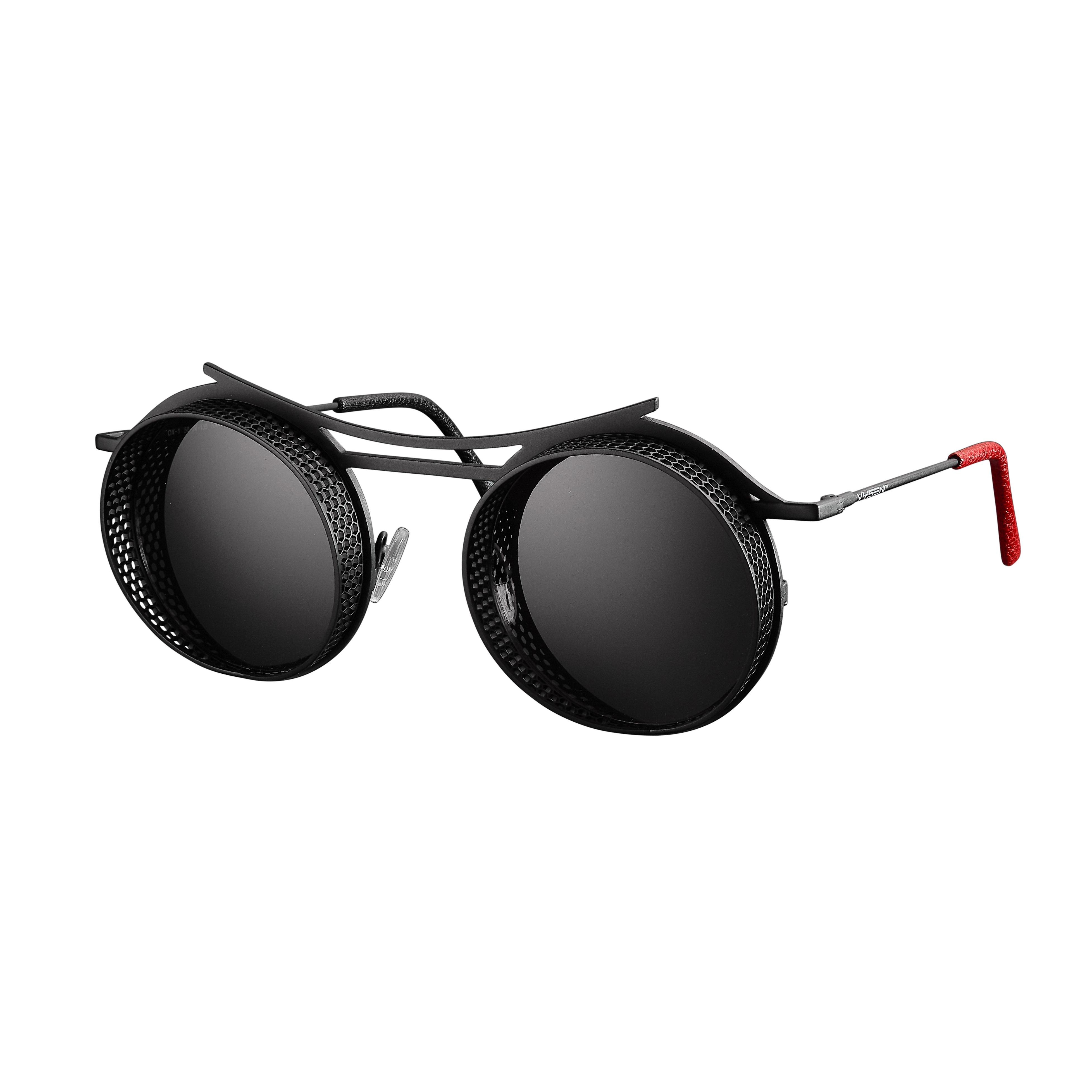 ONIX - OX - 1 - Black Matte Fame + Black Lenses
