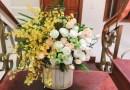 Học cắm hoa hiện đại – khóa học cắm hoa mở tiệm kinh doanh