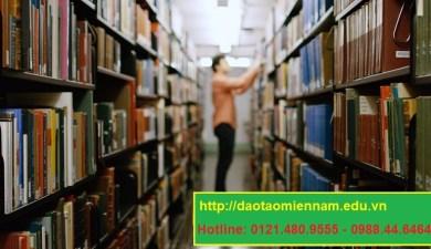 Trung cấp Thư viện Thiết bị trường học học tại quận 1
