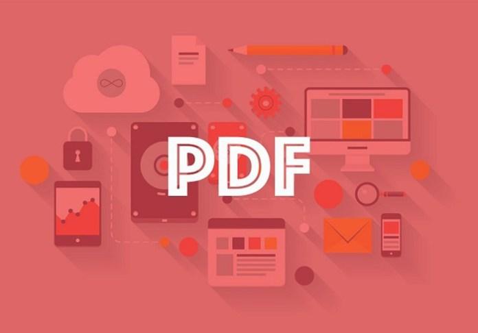 File PDF được sử dụng khá phổ biến vì tính bảo mật, không sợ lỗi định dạng