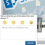 Sticky Collapsible feedback panel in SharePoint