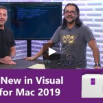 What's New in Visual Studio for Mac 2019