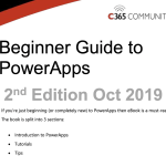 Beginner Guide to PowerApps | 2nd Edition Oct 2019