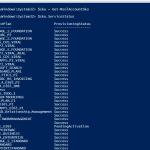 PowerShell (Part 4) - Commands