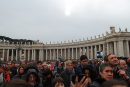 Sunday at the Vatican